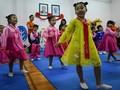Viet Trieu Friendship Kindergarten, a symbol of solidarity