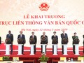 Vietnam builds e-cabinet and e-government