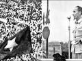 Photos d'archives sur le Président Hô Chi Minh
