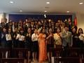 Program temu pergaulan pemuda Viet Nam-Thailand-Jembatan penghubung untuk mendorong hubungan antara dua negara