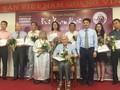 """Acara pemberian penghargaan """"Bui Xuan Phai-Demi  rasa cinta terhadap Kota Ha Noi"""" ke-11 terus menyebarkan rasa cinta terhadap Kota Ha Noi"""