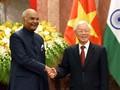 Tenaga pendorong baru bagi Hubungan Kemitraan Strategis dan Komprehensif Viet Nam-India