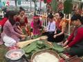 Menyebar-luaskan Hari Raya Tet Viet Nam di kalangan sahabat-sahabat internasional
