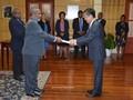 Gubernur Jenderal Papua Nugini mementingkan hubungan persahabatan dan kerjasama baik dengan Viet Nam