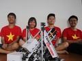 Meritorio desempeño de Vietnam en Mundial de Robótica en México