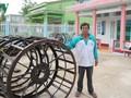 Ly Quon, un acaudalado agricultor de la etnia jemer en Vietnam