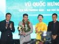 Vu Quoc Hung, talento joven del futsal vietnamita