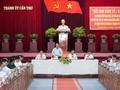 Premier vietnamita orienta desarrollo socioeconómico del delta del río Mekong