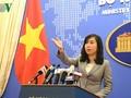 ベトナム、海域の平和・安定維持への中国の責任を要請