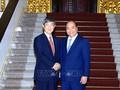 フック首相:「JICAは、越日協力関係に大きく寄与する」