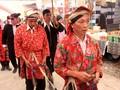ライチヤウ省のザオ族の成人式