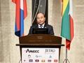 フック首相、日・メコンビジネスフォーラムに出席