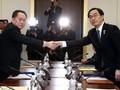 朝鮮半島の安定 経済協力を促進