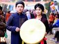 北部バクニン省の民謡クアンホ
