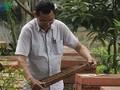 ソンラ省のミツバチ養蜂家