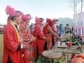 ザオ族の祖「バン・ヴォン」を祀る信仰