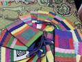 手織り物を守るカンティ村