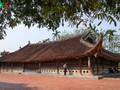 トゥオンフィエウ集落の集会場