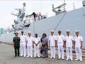 バングラデシュ海軍護衛艦、HCM市を友好訪問