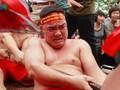 チャンヴ社の「座り綱引き」儀式 人類の無形文化遺産