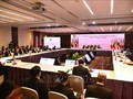 ASEAN外相会議 ベトナム東部海域の平和と安定を維持