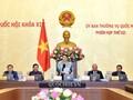 Pembukaan Persidangan ke-32  Komite Tetap MN Viet Nam