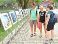 Pembukaan pameran foto  artistik tentang laut dan pulau  Viet Nam