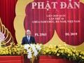 PM Viet Nam,  Nguyen Xuan Phuc: Hari Waisak  PBB 2019  menegaskan peranan dan posisi  Sangha Buddha Viet Nam dalam integrasi internasional