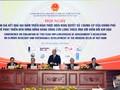 Konferensi menilai masa 2 tahun pelaksanaan Resolusi Pemerintah tentang perkembangan yang berkesinambungan daerah dataran rendah sungai Mekong untuk beradaptasi dengan perubahan iklim