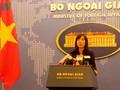 Jubir Kemlu Viet Nam, Le Thi Thu Hang: Menuntut kepada Tiongkok supaya menarik  kapal survei Hai Yang 8 Tiongkok dan kapal pengawal keluar dari wilayah laut Viet Nam