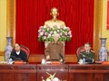 Conférence du comité du Parti pour le ministère de la Sécurité publique