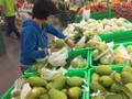 La mangue vietnamienne vendue aux USA