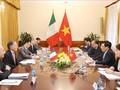Vietnam-Italie: mise en oeuvre du plan d'action de partenariat stratégique 2019-2020