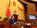 Assemblée nationale: le projet de loi sur l'architecture en débat