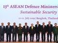 13e conférence des ministres de la Défense de l'ASEAN