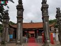 特別な国家遺跡・チェム村の集会所