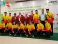 アジア競技大会2018に出場するベトナム代表団の出陣式