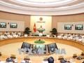 フック首相、体制構築に関する政府会議を主宰