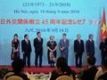 越日外交関係樹立45周年記念式典が行われる
