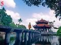 ベトナムの伝統的文化を保存するノム寺