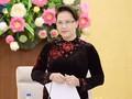 ガン国会議長、国外駐在ベトナム代表事務所の所長と会見