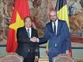 ベトナム・ベルギー、共同声明を発表