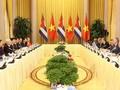ベトナム・キューバ関係、特別=キューバ国家評議会議長