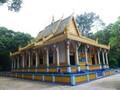 ソクチャン市のコウモリ寺