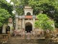 ハノイの前身・タンロン地区の史跡ラックティ集会所