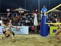 アジア女子ビーチバレーボール選手権大会が始まる