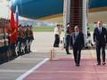 フック首相、ロシアを訪問中