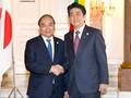 阮春福出席第十届湄公河流域国家与日本峰会