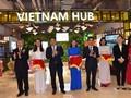 设在中国上海的越南展馆正式开业
