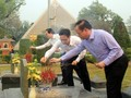 越南政府副总理武德担视察奠边省
